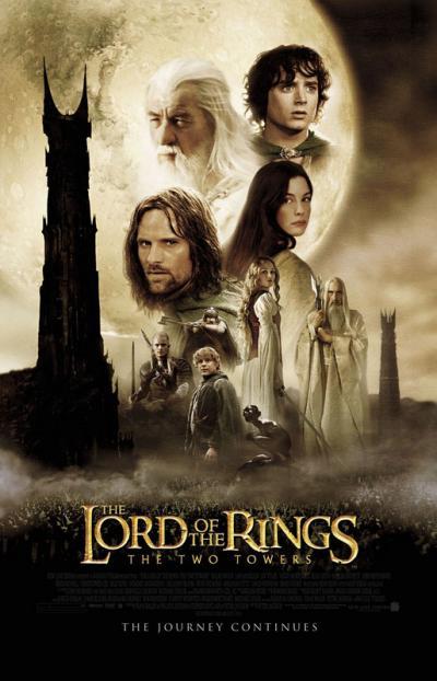 The Lord Of The Rings: The Two Towers / Властелинът на пръстените: Двете кули (2002)