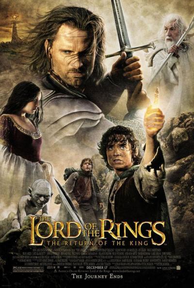 The Lord of the Rings: The Return of the King / Властелинът на пръстените: Завръщането на краля (2003)