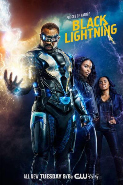 Black Lightning / Черната Светкавица - S02E01