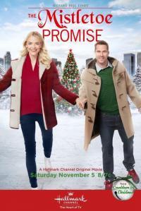 The Mistletoe Promise / Коледно обещание (2016) (BG Audio)