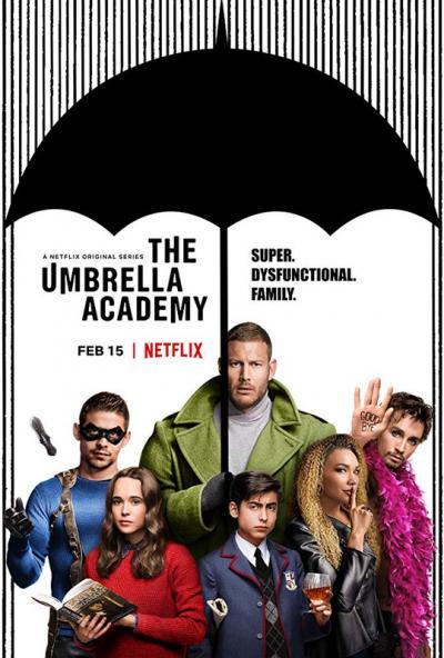 The Umbrella Academy / Чадърената Академия - S01E01
