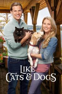 Like Cats and Dogs / Резервация за двама (2017) (BG Audio)