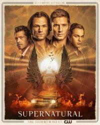 Supernatural / Свръхестествено - S15E01