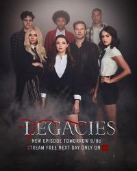 Legacies / Вампири: Наследство - S02E01