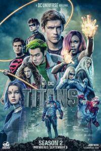 Titans / Титаните - S02E08