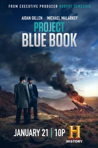 Project Blue Book / Проект Синя Книга - S02E01