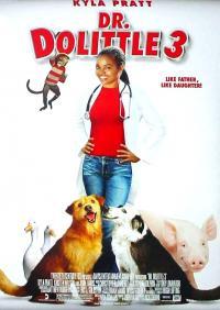 Dr. Dolittle 3 / Доктор Дулитъл 3 (2006) (BG Audio)