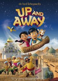 Up and Away / Надалеч полети (2018) (BG Audio)
