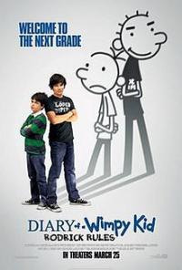 Diary of a Wimpy Kid 2: Rodrick Rules / Дневникът на един дръндьо 2: Родрик командори (2011) (BG Audio)