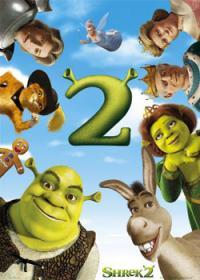 Shrek 2 / Шрек 2 (2004) (BG Audio)