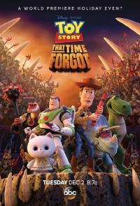 Toy Story That Time Forgot / Играта на играчките забравена от времето (2014) (BG Audio)