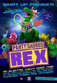 Toy Story Toons: Partysaurus Rex / Играта на играчките: Купонозавър Рекс (2012) (BG Audio)