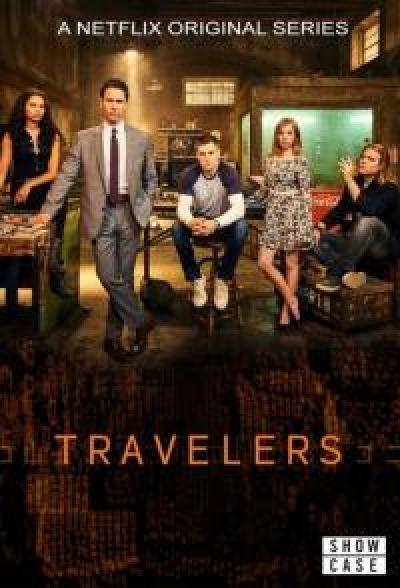 Travelers / Пътешественици - S01E09