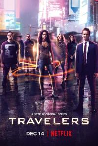 Travelers / Пътешественици - S03E01