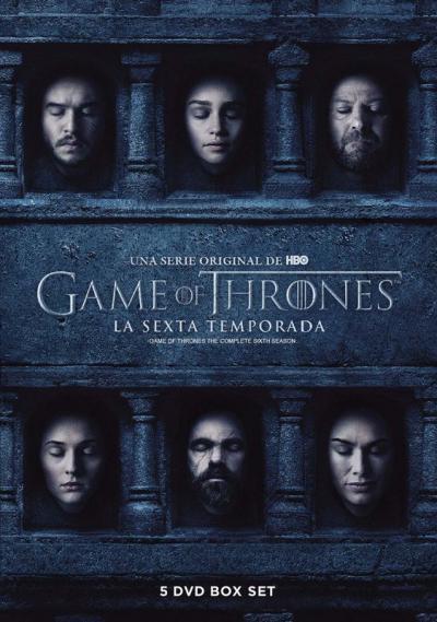 Game of Thrones / Игра на Тронове - S06E06