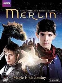 Merlin / Мерлин - S01E01