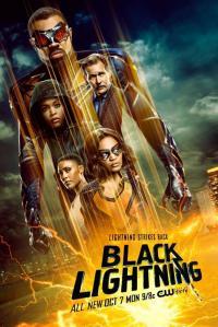 Black Lightning / Черната Светкавица - S03E01