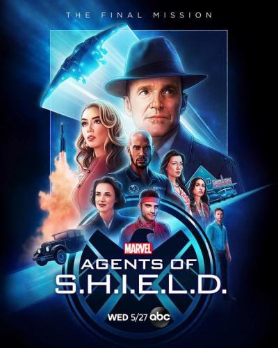 Agents of S.H.I.E.L.D. / Агенти от ЩИТ - S07E13 - Series Finale
