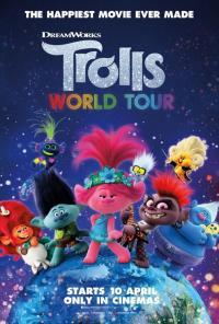 Trolls World Tour / Тролчета: Турнето (2020)