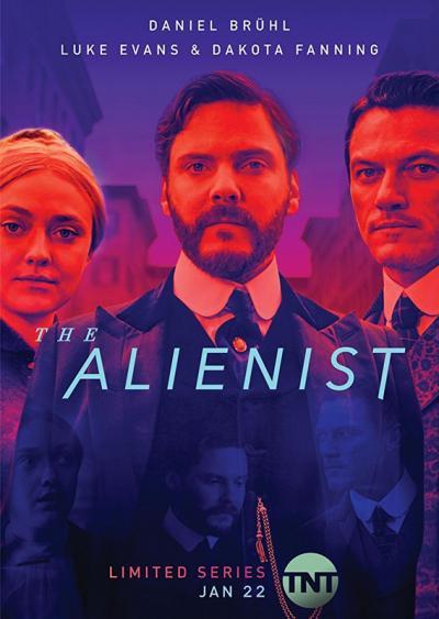 The Alienist / Алиенистът - S01E08