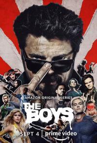 The Boys / Момчетата - S02E01
