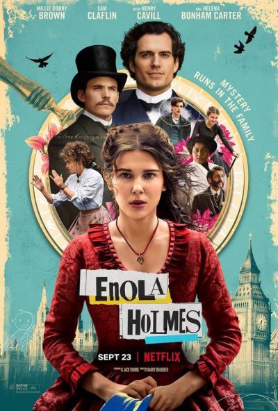 Enola Holmes / Енола Холмс (2020)
