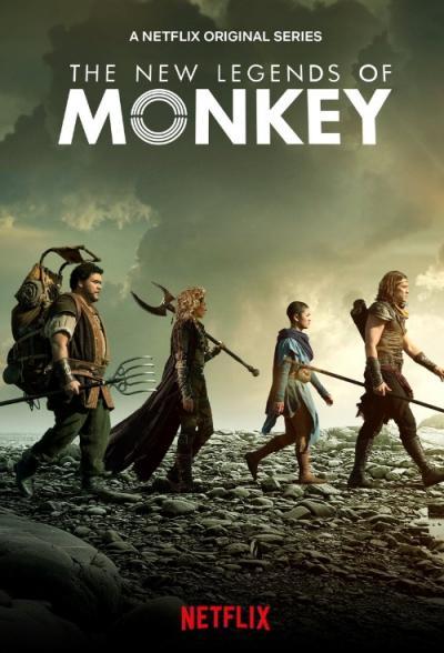 The New Legends of Monkey / Новите Легенди за Краля на Маймуните - S02E10