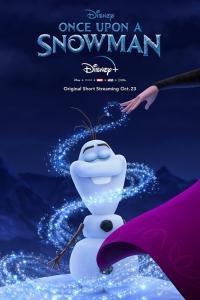 Once Upon a Snowman / Имало едно снежно човече (2020) (BG Audio)