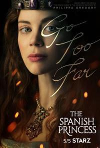 The Spanish Princess / Испанската принцеса - S01E01