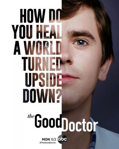 The Good Doctor / Добрият Доктор - S04E01