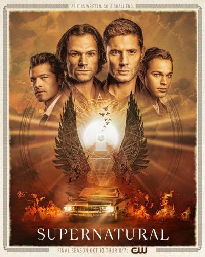 Supernatural / Свръхестествено - S15E20 - Series Finale
