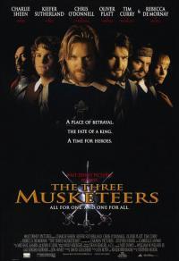 The Three Musketeers / Тримата Мускетари (1993) (BG Audio)