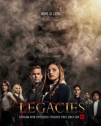 Legacies / Вампири: Наследство - S03E01