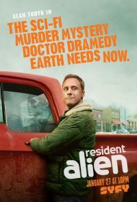 Resident Alien / Местният извънземен - S01E01