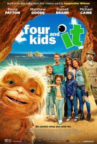 Four Kids and It / Четири деца и То (2020) (BG Audio)