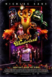 Willy's Wonderland / Увеселителен парк на ужасите (2021)