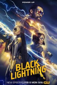 Black Lightning / Черната Светкавица - S04E01