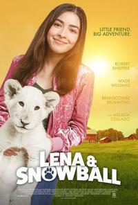 Lena and Snowball / Лина и Снежнотопчо (2021)