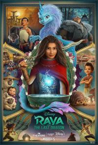 Raya and the Last Dragon / Рая и последният дракон (2021)