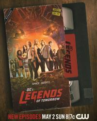 Legends of Tomorrow / Легенди на Утрешния Ден - S06E01