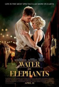 Water for Elephants / Вода за слонове (2011)