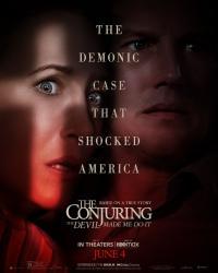 The Conjuring: The Devil Made Me Do It / Заклинанието 3: Демоничният убиец (2021)