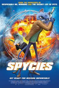 Spycies / Шпиони: Двама уникални агенти (2019) (BG Audio)