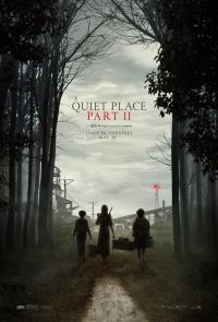 A Quiet Place Part 2 / Нито звук 2 (2021)