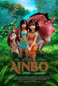 AINBO: Spirit of the Amazon / Инбо: Сърцето на Амазония (2021)