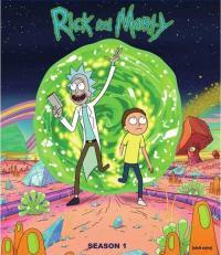 Rick And Morty / Рик и Морти - S01E11 - Season Finale