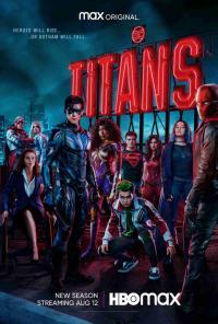 Titans / Титаните - S03E01