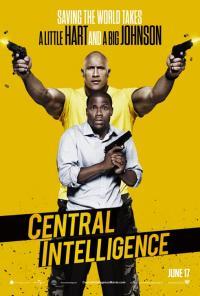 Central Intelligence / Агент и половина (2016) (BG Audio)
