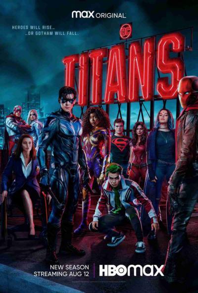 Titans / Титаните - S03E04
