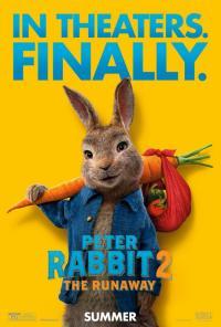 Peter Rabbit 2: The Runaway / Зайчето Питър: По широкия свят (2021)